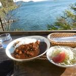 シャーレ水ヶ浜 - カレー