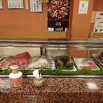赤玉寿司 - ネタ箱