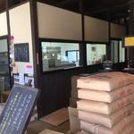 松屋製麺所 - 製麺室外観