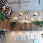 シナモロールカフェ - 店内装飾