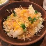 スパゲティーnokishita - グリーンサラダ(M)