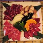 焼肉海鮮 恵美寿 - 恵美寿セット(2〜3人前)