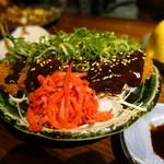 あうん屋 - 2017.05 味噌カツ丼