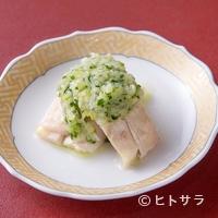 魏飯吉堂 - 蒸し鶏