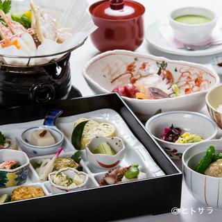 ご家族でお祝いするハレの日にぴったりな和食