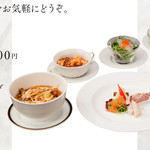泰平飯店 - 椿コース¥3500