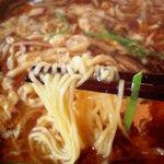 山海寶 - 料理写真:スーラータンメン