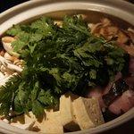海さくら - 鯛チゲ鍋