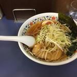 喜今日屋 - 料理写真:醤油ネギラーメン