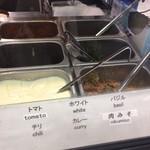 あいさぽ DINER supported by PIZZAPPY - ソース6種のご紹介