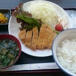 コイズミデリカテッセン - Aランチ680円+税