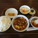 チャイニーズレストラン大幸 - Bランチ(1080円)