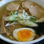 呑菜とんとことん - 料理写真:鶏塩ラーメン