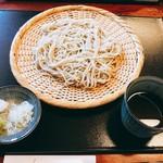 一蕎庵 - 料理写真:もり蕎麦 810円