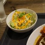 カリー&チキン ペコ - サラダ