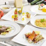 グランドホテル 六甲スカイヴィラ - ディナー「天空」コース2017.5.2.