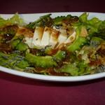 沖縄料理 がちまやー - 島豆腐とゴーヤサラダ