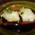 沖縄料理 がちまやー - ジーマミー豆腐揚げ出し