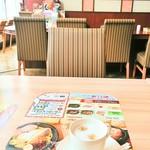 ガスト - ドリンクバー(カプチーノ)199円+税 2017/04