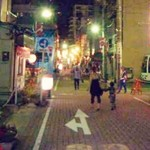 Oyajinokura - 渚町の通り~懐かしい風情漂い(夏祭りの一夜撮影)