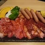 近江牛卸問屋 焼肉 激 - ファミリーセット