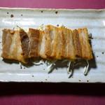 沖縄料理 がちまやー - スーチカ(豚バラの塩漬け)