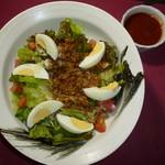 沖縄料理 がちまやー - タコスサラダ