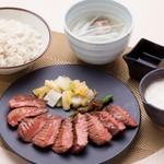 仙台炭焼き 牛たん欅 -