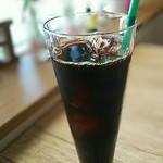 ハイズ カフェ - アイスコーヒー 400円