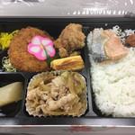 じゃぱん亭 - 料理写真:特選幕の内750円