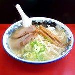 札幌ラーメン元祖自家製麺 王香 - 塩ラーメン
