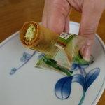 千鳥饅頭総本舗 - 抹茶