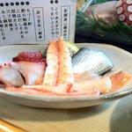 一福鮨 - 酢の物盛り合わせ