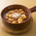 チーズ麻婆豆腐