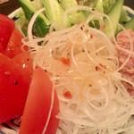 いごっそ - 野菜サラダ