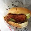 セキグチ肉店 - 料理写真:ミルフィーユかつバーガー(270円)