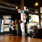 むすび食堂 - 居酒屋風の店内