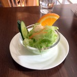 桜ん房 - サラダ単品¥150