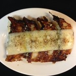 うさぎ食堂 - とろーりチーズジャンボ餃子