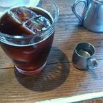 カフェ サルーテ - アイスコーヒー