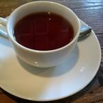 カフェ サルーテ - 紅茶