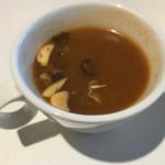 66414624 - スープ(Lunch Session()