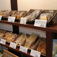 K's cafe  - 焼き菓子は季節により様々な種類をお作りしております。
