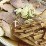 大来軒 - チャーシュー麺
