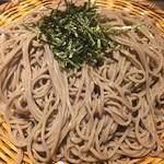 そじ坊 - ざる蕎麦( ´∀`)2枚盛り
