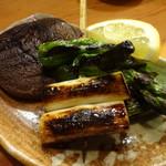 鳥興 - 野菜焼き