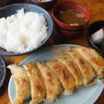 餃子センター - 料理写真: