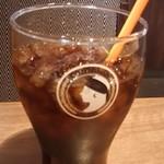 commoncafe - 水だしコーヒー(480円)