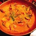 Manuel Cozinha Portuguesa - 魚介スープ