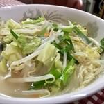 大羊飯店 - 野菜タンメン